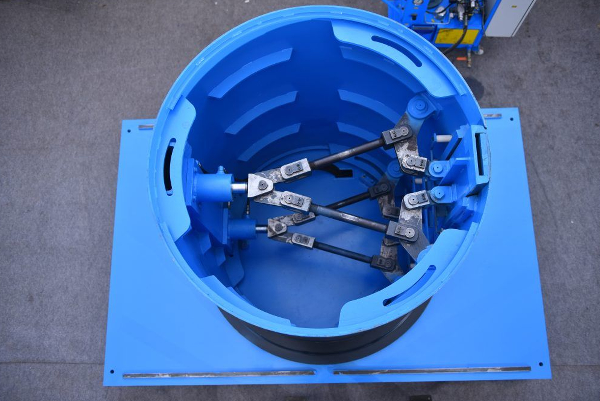 Manhole Frame mold making Machine India