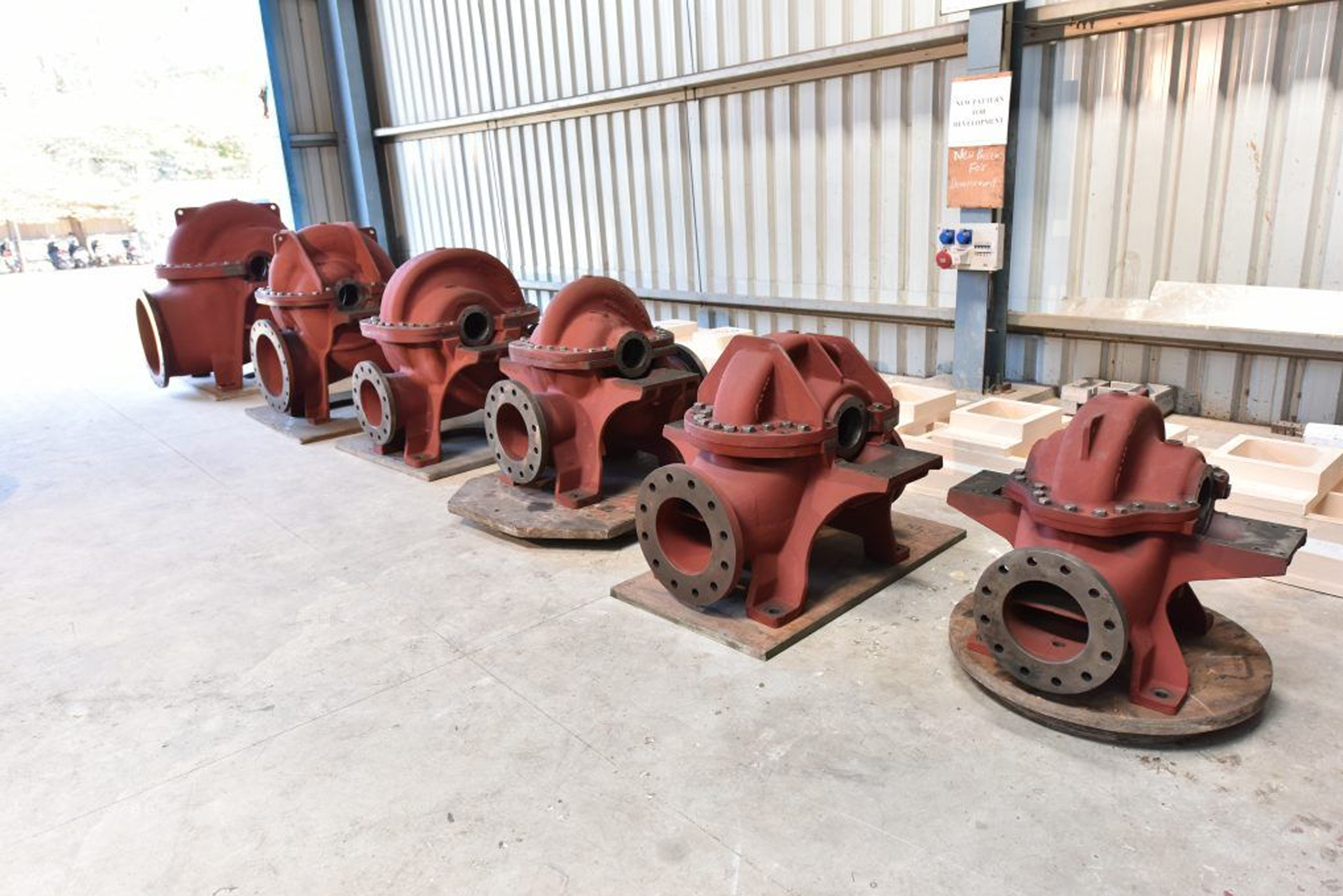 industrial Casting Canada